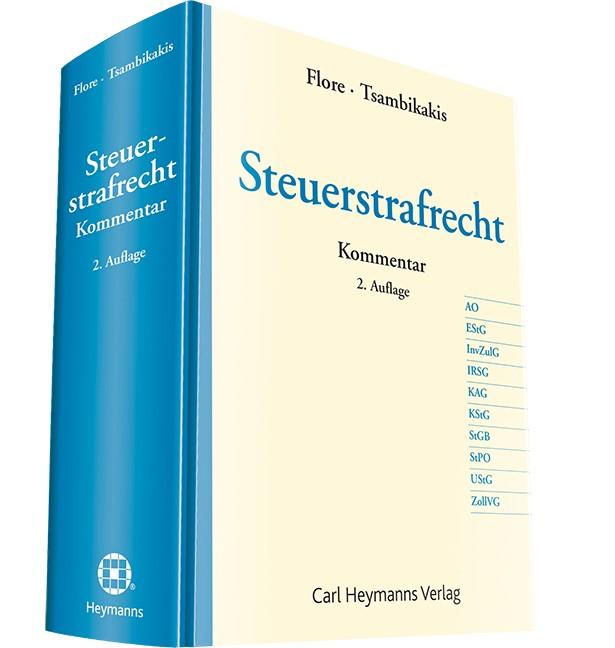 Steuerstrafrecht | Flore / Tsambikakis (Hrsg.) | 2. Auflage, 2015 | Buch (Cover)