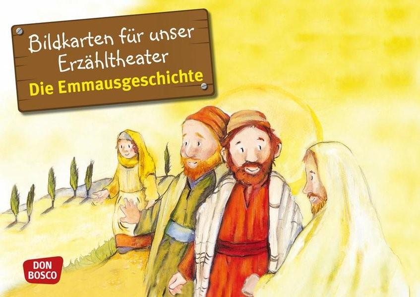 Die Emmausgeschichte | Brandt / Nommensen, 2015 (Cover)