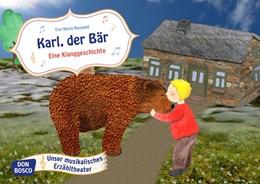 Abbildung von Maywald | Karl, der Bär. Eine Klanggeschichte | 2015 | Bildkarten für unser musikalis...