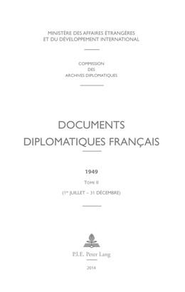 Abbildung von Documents diplomatiques français | 1. Auflage | 2014 | 14 | beck-shop.de