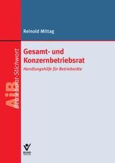 Gesamt- und Konzernbetriebsrat | Mittag, 2015 | Buch (Cover)