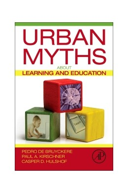 Abbildung von De Bruyckere / Kirschner | Urban Myths about Learning and Education | 1. Auflage | 2015 | beck-shop.de