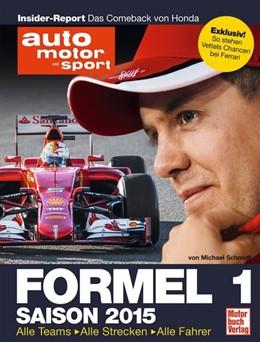 Abbildung von Schmidt | Formel 1 - Saison 2015 | 2015 | Alle Teams - Alle Strecken - A...