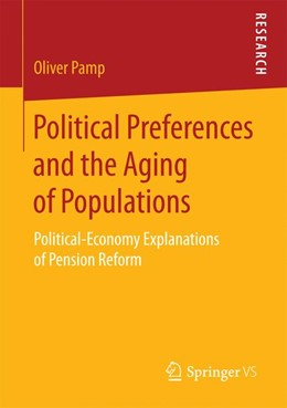 Abbildung von Pamp | Political Preferences and the Aging of Populations | 1. Auflage | 2015 | beck-shop.de