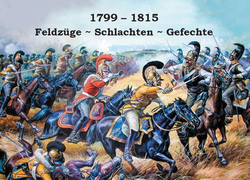 1799 - 1815, 2015   Buch (Cover)
