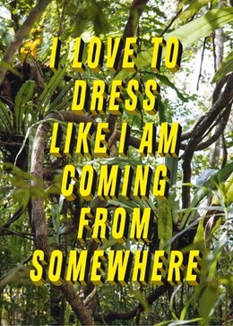 Abbildung von Rothenberger | I love to dress like I am coming from somewhere and I have a place to go | 1. Auflage | 2015 | beck-shop.de
