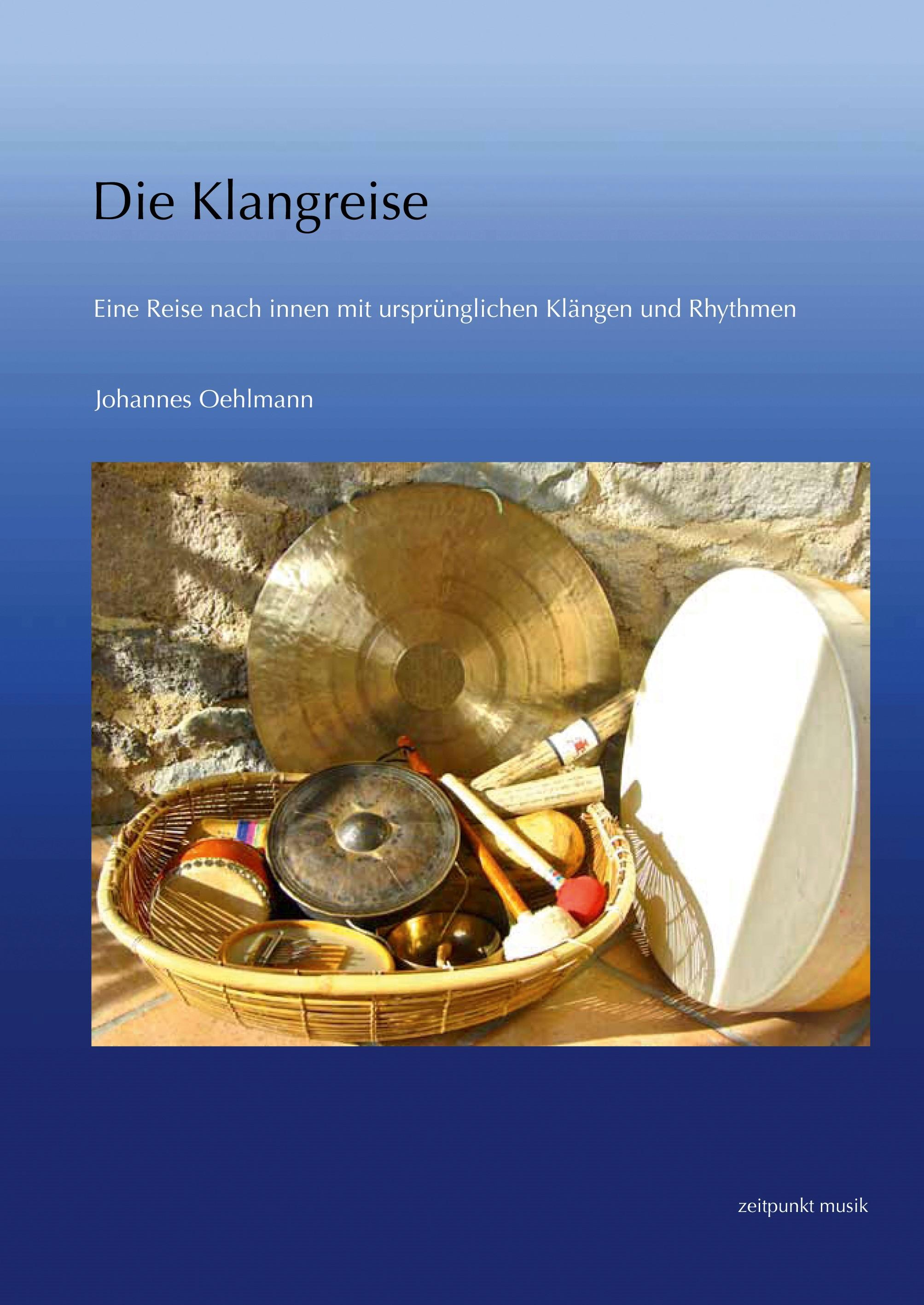 Die Klangreise   Oehlmann, 2014   Buch (Cover)