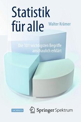 Abbildung von Krämer | Statistik für alle | 2015 | 2015