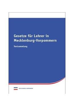 Abbildung von Gesetze für Lehrer in Mecklenburg-Vorpommern | 2015