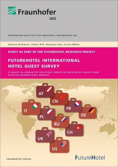 FutureHotel International Hotel Guest Survey. | Borkmann /  / Rief, 2014 | Buch (Cover)