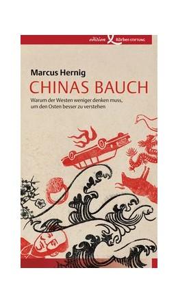 Abbildung von Hernig | Chinas Bauch | 1. Auflage | 2015 | beck-shop.de