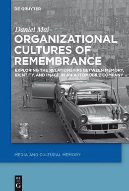 Abbildung von Mai | Organizational Cultures of Remembrance | 1. Auflage | 2015 | 21 | beck-shop.de