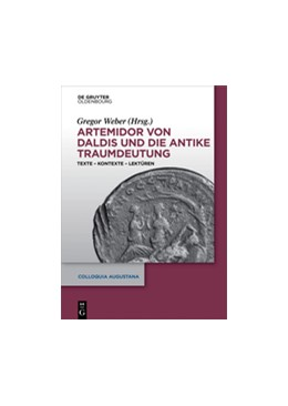 Abbildung von Weber | Artemidor von Daldis und die antike Traumdeutung | 1. Auflage | 2015 | 33 | beck-shop.de