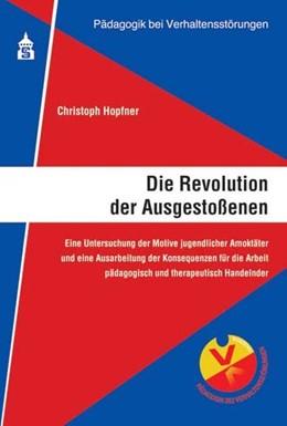 Abbildung von Hopfner | Die Revolution der Ausgestoßenen | 2015 | Eine Untersuchung der Motive j... | 1