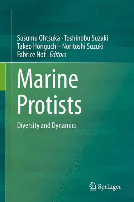 Marine Protists | Ohtsuka / Suzaki / Horiguchi / Suzuki / Not | 1st ed. 2015, 2015 | Buch (Cover)