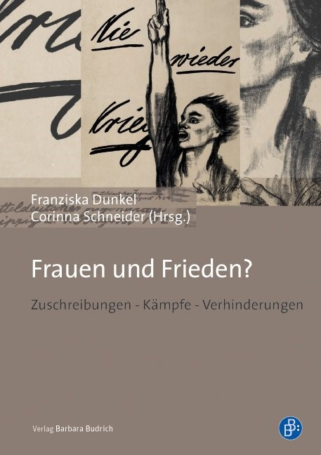 Frauen und Frieden?   Dunkel / Schneider, 2015   Buch (Cover)