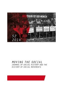 Abbildung von Moving the Social 52/2014 | 2015 | Essays in Social History and t... | 52