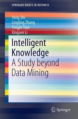 Abbildung von Shi / Zhang | Intelligent Knowledge | 1. Auflage | 2015 | beck-shop.de