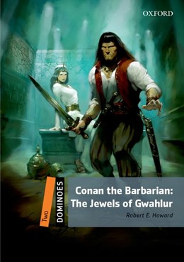 Abbildung von Dominoes: Two: Conan the Barbarian: The Jewels of Gwahlur | 2015 | Level 2 - TV & Film Adventure