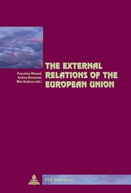 Abbildung von Winand / Benvenuti / Guderzo | The External Relations of the European Union | 2014 | 52