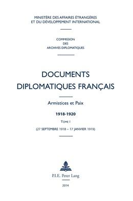 Abbildung von Documents diplomatiques français | 1. Auflage | 2014 | 1 | beck-shop.de