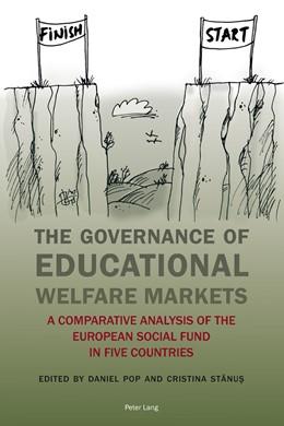 Abbildung von Pop / Stanus | The Governance of Educational Welfare Markets | 1. Auflage | 2015 | beck-shop.de