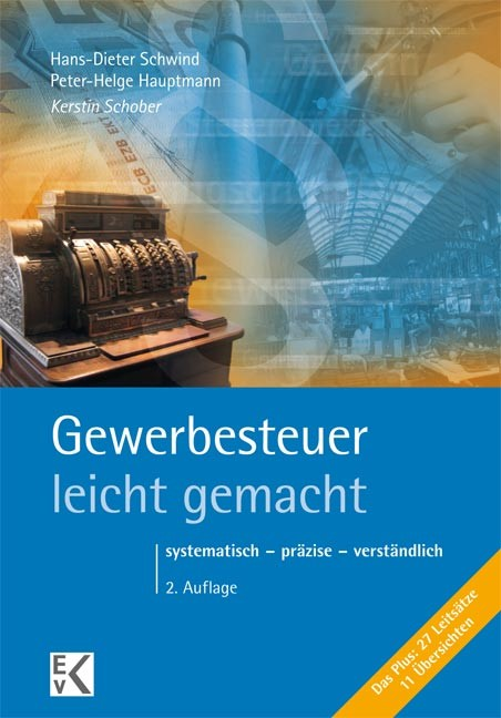 Gewerbesteuer - leicht gemacht | Schober | 2., erweiterte und überarbeitete Auflage. 2015, 2015 | Buch (Cover)