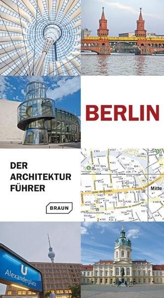 Berlin - Der Architekturführer | Braun | 7. Auflage, 2015 | Buch (Cover)