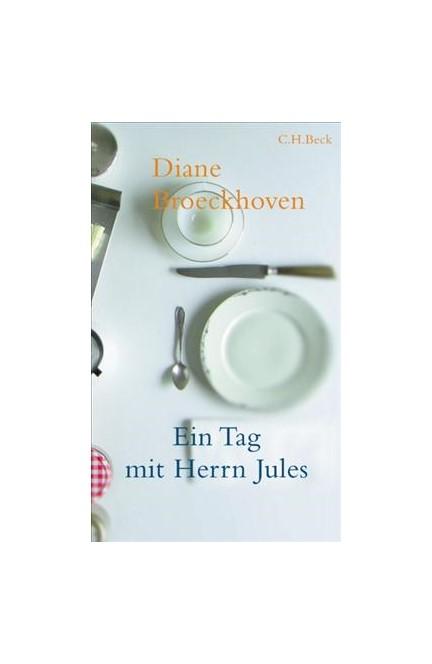 Cover: Diane Broeckhoven, Ein Tag mit Herrn Jules
