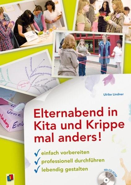 Elternabend in Kita und Krippe mal anders! | Lindner, 2010 | Buch (Cover)