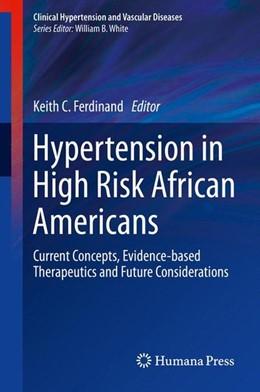Abbildung von Ferdinand   Hypertension in High Risk African Americans   2015   2015