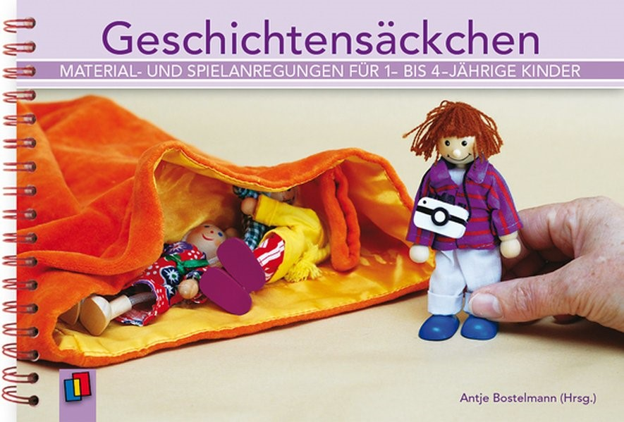 Geschichtensäckchen   Bostelmann, 2009   Buch (Cover)