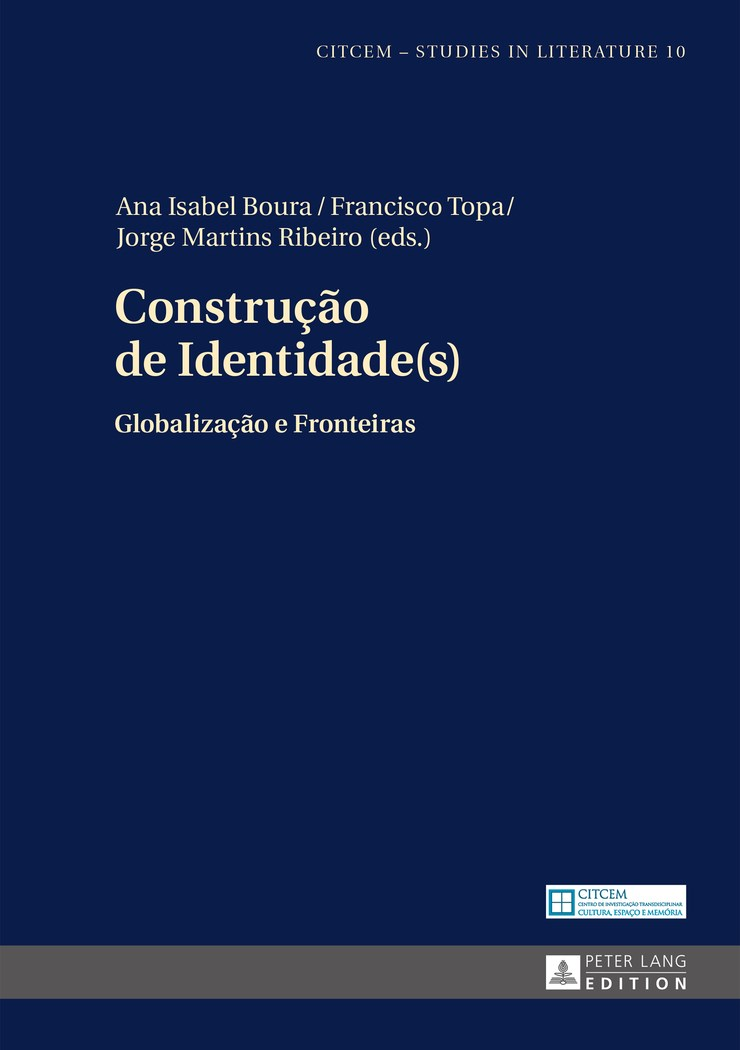 Construção de Identidade(s) | Boura / Topa / Ribeiro, 2015 | Buch (Cover)