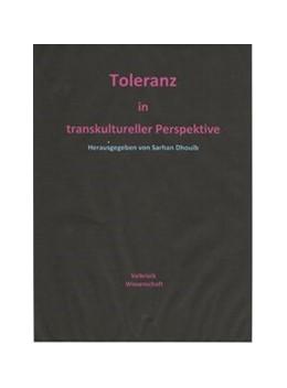 Abbildung von Dhouib | Toleranz in transkultureller Perspektive | 1. Auflage | 2020 | beck-shop.de