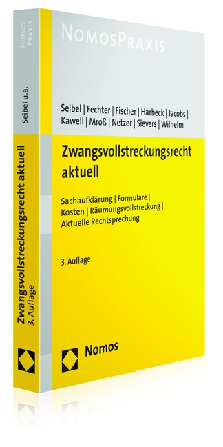 Abbildung von Seibel / Fechter / Fischer u.a. | Zwangsvollstreckungsrecht aktuell | 3. Auflage | 2016
