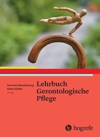 Lehrbuch Gerontologische Pflege | Brandenburg / Güther, 2015 | Buch (Cover)