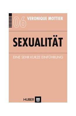 Abbildung von Mottier | Sexualität | 2015 | Eine sehr kurze Einführung