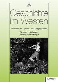 Abbildung von Geschichte im Westen 29/2014 | 2014