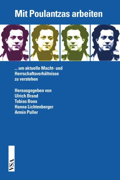 Mit Poulantzas arbeiten   Boos / Lichtenberger / Puller, 2017   Buch (Cover)