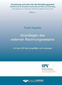 Abbildung von Hogrebe | Grundlagen des externen Rechnungswesens | 2015 | mit über 400 Buchungsfällen un...