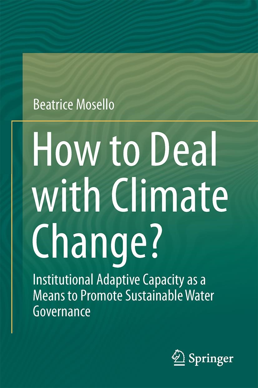 How to Deal with Climate Change? | Mosello | 2015, 2015 | Buch (Cover)