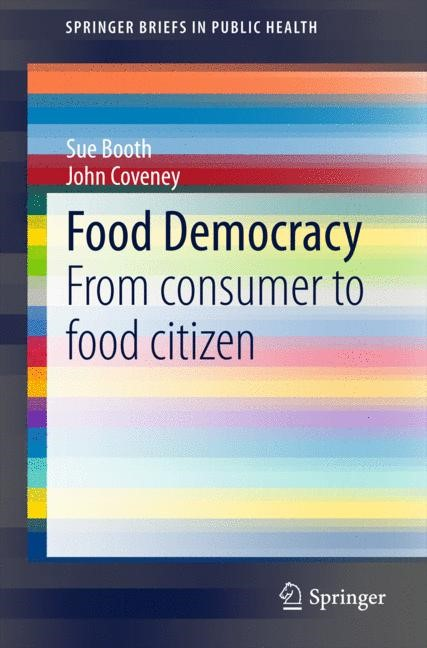 Food Democracy | Booth / Coveney | 2015, 2015 | Buch (Cover)