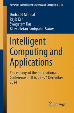 Abbildung von Mandal / Kar / Das / Panigrahi | Intelligent Computing and Applications | 2015 | 2015 | Proceedings of the Internation... | 343