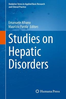 Abbildung von Albano / Parola | Studies on Hepatic Disorders | 2015 | 2015