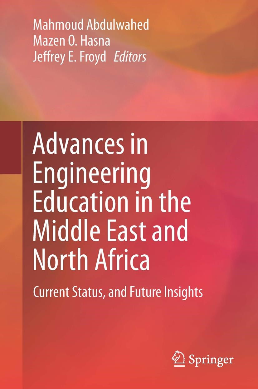 Abbildung von Abdulwahed / Hasna / Froyd | Advances in Engineering Education in the Middle East and North Africa | 1st ed. 2016 | 2015