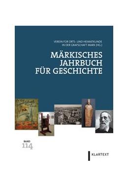 Abbildung von Märkisches Jahrbuch für Geschichte 114   1. Auflage   2015   beck-shop.de