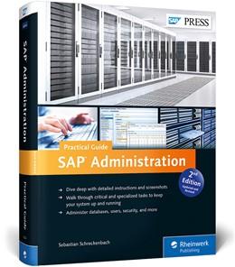 Abbildung von Schreckenbach   SAP Administration—Practical Guide   2. Auflage   2015