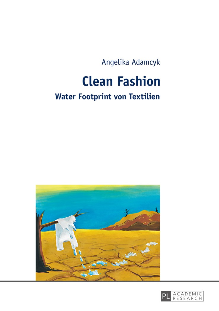 Clean Fashion | Adamcyk, 2015 | Buch (Cover)