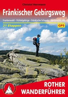 Abbildung von Herrmann | Fränkischer Gebirgsweg | 1. Auflage | 2015 | Frankenwald. Fichtelgebirge. F...