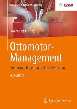 Abbildung von Reif | Ottomotor-Management | 4. Aufl. 2014 | 2015 | Steuerung, Regelung und Überwa...